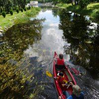 Meelelahutus jõel | Teele Kaeramaa