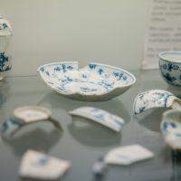 Põltsamaa portselan Põltsamaa muuseumis | Liina Laurikainen
