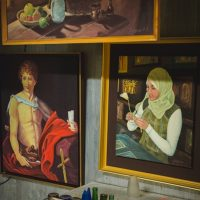 Kunstikeskus ja savikoda | Liina Laurikainen