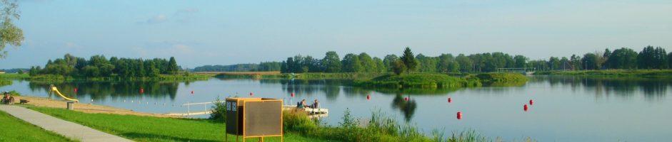 Lake Kamari recreation area