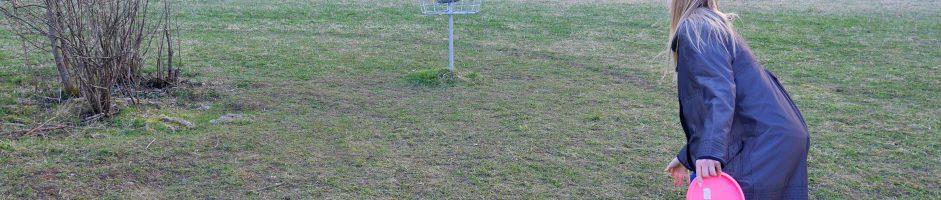 Парк диск-гольфа Кунингамяэ