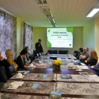 Põltsamaa turismitegijate koosolek 19. novembril   Teele Kaeramaa