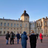 Tutvumine piirkonna turismimagnetiga – Gattšina loss