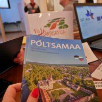 Põltsamaa turismitrükised Venemaa partneritele